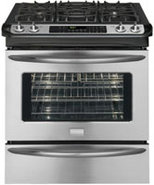 Gallery 30   Slide In Gas Range In Stainless Steel