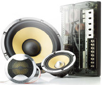 K2 Power 6.5   Component 3-Way Speakers - 165KRX3