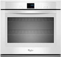 30   White Single Electric Wall Oven - WOS51EC0AW