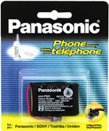 Cordless Phone Replacement Battery - HHR-P301PA