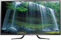 50   Black LED 1080P 120Hz 3D Google HDTV - 50GA64