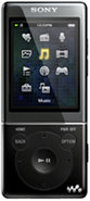 8GB Black E Series Walkman Video MP3 Player - NWZE