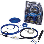 6000 Series 8 Gauge Power Wiring Kit - SK6281