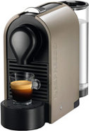 U Pure Grey Espresso Machine - C50USTP