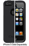 Commuter Series Black iPhone 5 Case - 77-21912