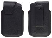 BlackBerry Leather Swivel Holster - ACC38855301