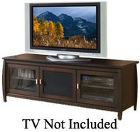 Dark Cherry Veneto Series TV Stand - SWP60