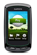 Black Approach G6 Golf GPS Navigation System - 010