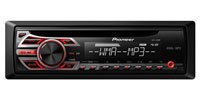 Single DIN Car Stereo With MP3 Playback - DEH-150M