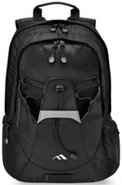 Black Pacific Backpack - 2193A