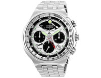 Mens Citizen Eco Drive Calibre 2100 Watch in Stain