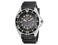 Mens Citizen Eco Drive Professional Diver Watch in