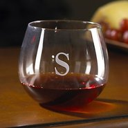 Personalized Wine Enthusiast U Pinot Noir Stemless