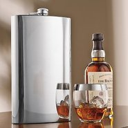 Giant Stainless Steel Flask (64 Oz)