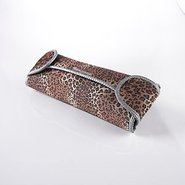 BottleGuard Neoprene Wine Protector (Leopard Print