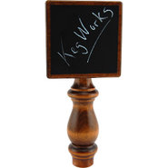 Tap Board Chalk Board Tap Handle