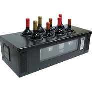 Cavanova 8 Bottle Open Top Wine Chiller