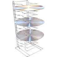 Pizza Pan Rack - 15 Trays
