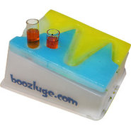 Ice Luge Drinking Mold
