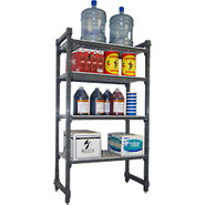 Cambro Weather Resistant Composite Add-On Shelving