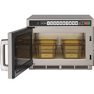 Sharp Heavy Duty Twin Touch Commercial Microwave -