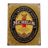 Michelob Lager Tin Sign