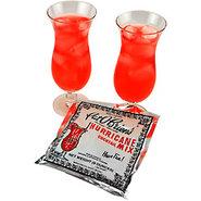 Pat O?Brien?s Hurricane Gift Pack ? Drink Mix & 2