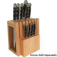 JK Adams Universal Knife Block ? 13 Slots