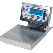 Detecto Digital Pizza Dough Scale - 30 lb Capacity