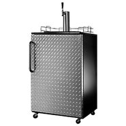 Summit Single Tap Beer Keg Refrigerator ? Diamond