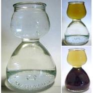 Quaffer Layered Plastic Shot Glass