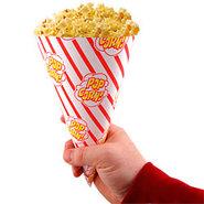 Gold Medal Cone-O-Corn Popcorn Cones ? Box of 250