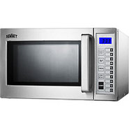 Summit Commercial Microwave Oven - 1000 Watt - Sta