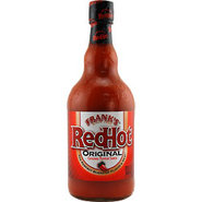 Frank&#39;s Original Red Hot Sauce - 23oz Bottle