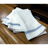 Multi-Purpose Ribbed Bar Towels ? Set of 3