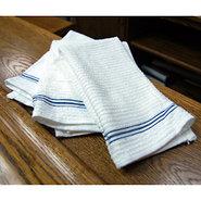 Multi-Purpose Ribbed Bar Towels ? Set of 3