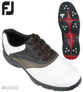 Footjoy Men&#39;s Greenjoys Golf Shoes Closeout Or Ble