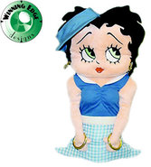 Designs Betty Boop The Golfer Headcover