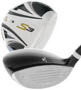 Men's S3 Fairway Wood Right Handed New