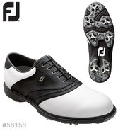 Footjoy Men&#39;s Fj Superlites Golf Shoes Closeout Or
