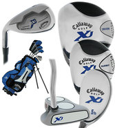 X Junior 7-Piece Junior's Left Handed Complete Set