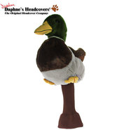 Daphne&#39;s Birds Mallard Headcover