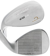 Men's Cg15 Satin Chrome Wedge Left Handed Used