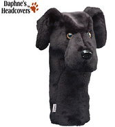 Daphne&#39;s Black Lab Headcover