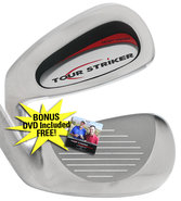 Tour Striker 8-Iron Men's Left Handed Full Swing A