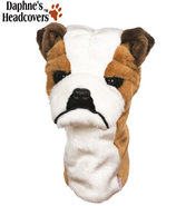 Daphne&#39;s Bulldog Headcover