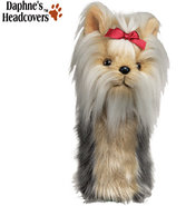 Daphne&#39;s Yorkshire Terrier Headcover