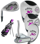 X Junior 7-Piece Girl's Left Handed Complete Set