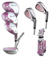 Finesse Pink Women's Right Handed Complete Sets