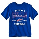 Navy NFL Boy's T-Shirt - Bills - XS